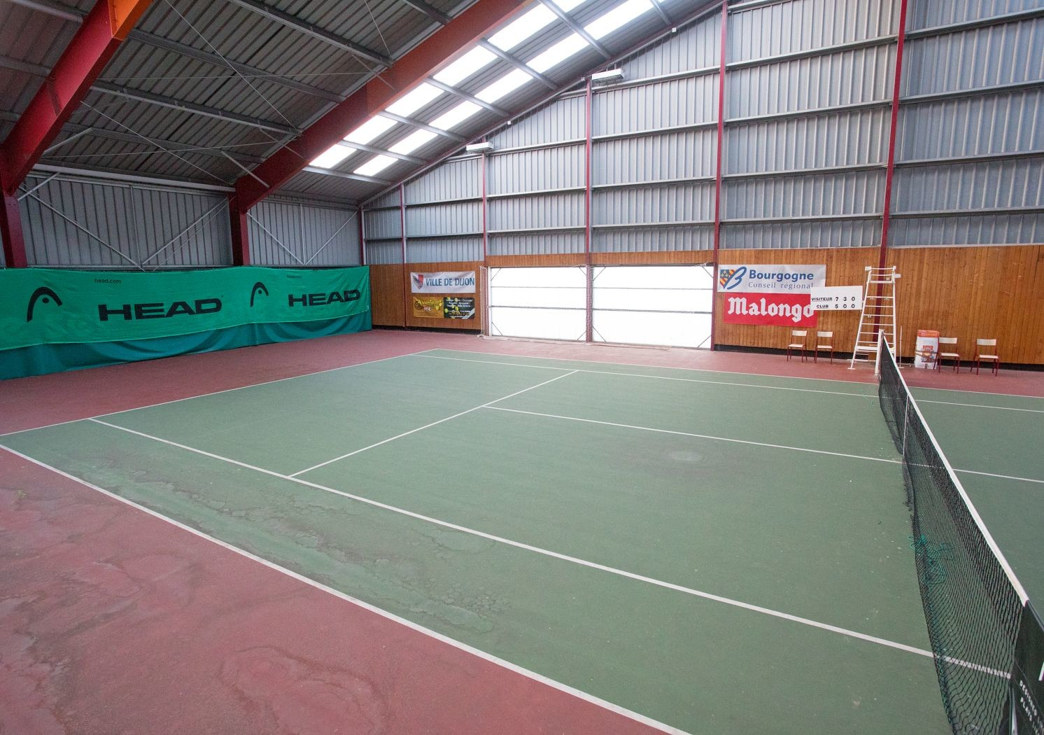 Le Centre Sportif Dijon M Tropole Les Grandes